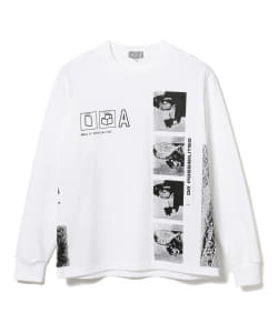 C.E / POTENTIALITIES LONG SLEEVE TEE