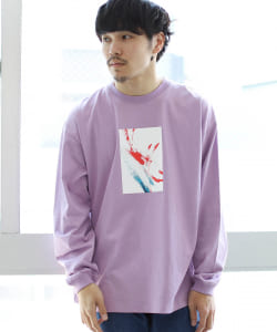 Dunno / Electric Paint Long Sleeve Tee