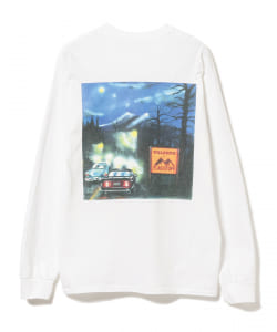 F-LAGSTUF-F / Welcome Long Sleeve Tee