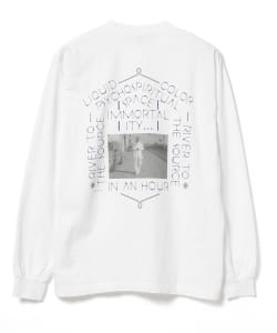 Total Luxury Spa / THERMAL BATH LONG SLEEVE TEE
