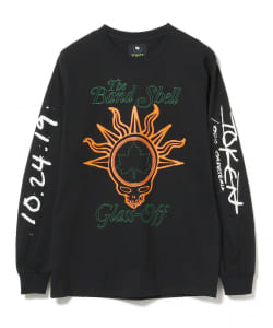 TOKEN SURFBOARDS / BAND SHELL LONG SLEEVE TEE