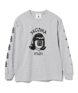 TACOMA FUJI RECORDS / ORIENTALES LONG SLEEVE TEE
