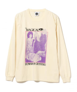 Good Morning Tapes / The Magical Power of Crystals ロングスリーブ Tシャツ