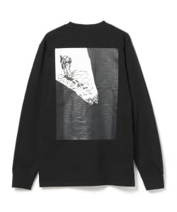 WHIMSY SOCKS / GEZAN TOZAN LONG SLEEVE TEE