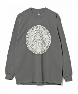 MOUNTAIN RESEARCH / トライバル A プリント Tシャツ