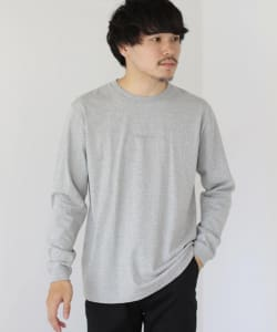 【予約】CHARI&CO × BEAMS T / 別注 15㎜ WRENCH LONG SLEEVE Tシャツ
