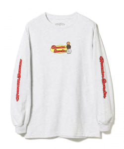 QUARTER SNACKS / Middle School Long Sleeve T-shirt