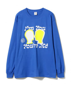 Hen's Teeth / I'm You You're Me ロングスリーブ Tシャツ