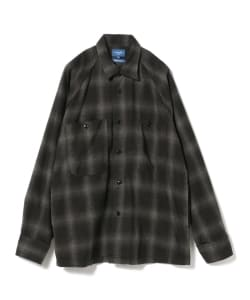 BEAMS JAPAN / Ombre Check Shirts