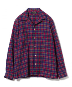 MOJITO / ABSHINTH SHIRT milling plaid