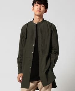 VAPORIZE / Tuck long shirts