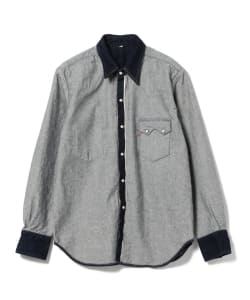 LEVI'S(R) × BEAMS / 別注 Inside Out Western Shirt