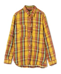 ENGINEERED GARMENTS / WORK SHIRT TWILL PRIDE