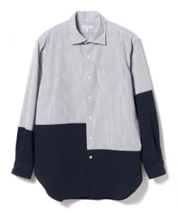 ENGINEERED GARMENTS / SPREAD COLLAR SHIRT
