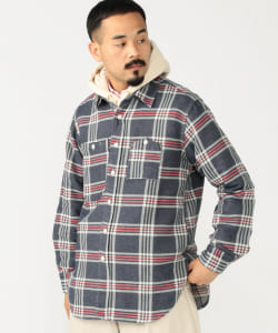 ENGINEERED GARMENTS / Work shirt Big plaid