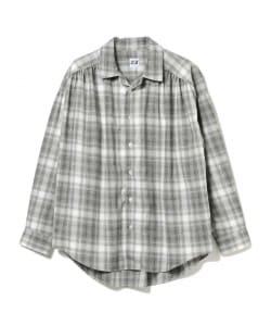AiE / Shadow Plaid Painter Shirt