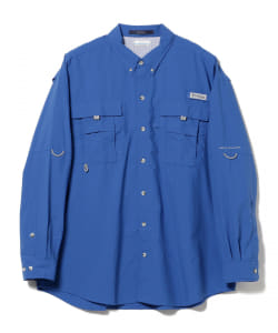 COLUMBIA / Bahama Icon Long Sleeve Shirt