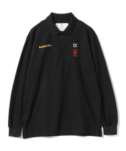 GIRL × KODAK / Longsleeve Polo Shirts