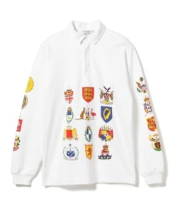 BEAMS PLUS ROWING BLAZERS / WORLD CUP EMBLEMS SHIRT
