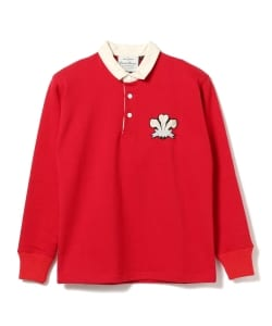 ROWING BLAZERS / WALES 1905 AUTHENTIC HEAVYWEIGHT RUGBY