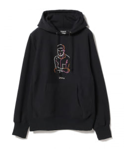 【アウトレット】GOODHOOD × RYO KANEYASU × BEAMS T / Ian Parka
