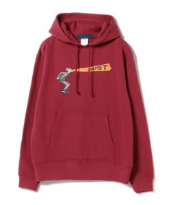 BEAMS T / Jean Julian Sweat Hoodie