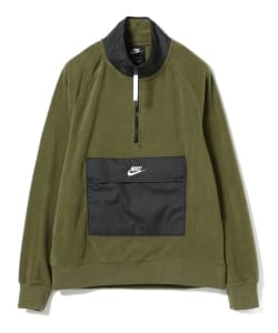 NIKE / Core Winter Haif Zip Fleece Pullover