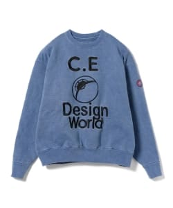 C.E / DESIGN WORLD Crewneck Sweatshirt