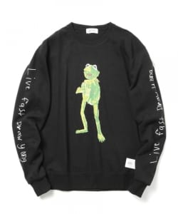 CULT CLUB / YUNG LENOX FROG クルーネック