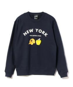 【アウトレット】BEAMS T / Newyork Crew Sweat