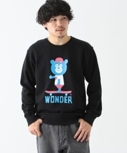 【SPECIAL PRICE】The Wonderful! design works. / Skate Bear Crew