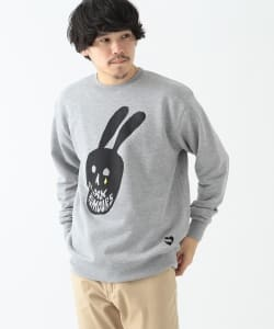 【SPECIAL PRICE】BEAMS T / Skull Mouse Crew