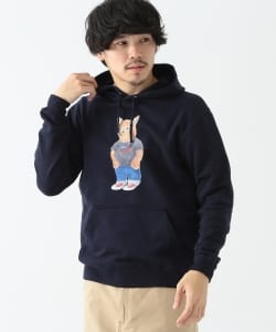 【アウトレット】BEAMS T / Cat Sweat Hoodie