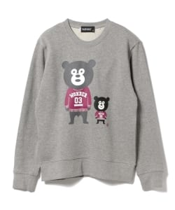 The Wonderful! design works. / Ivy Bears Crew Sweat