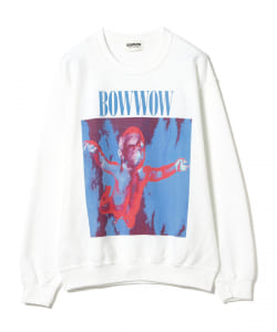 BOW WOW / Bowver Crew Sweat