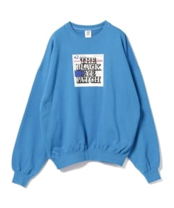 【タイムセール対象品】BlackEyePatch / Label Crew Sweat