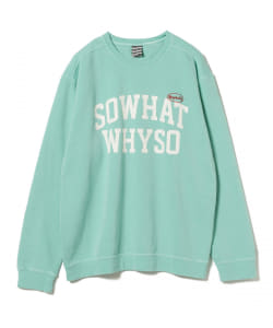 SAYHELLO / LOST COLLAGE Crewneck Sweatshirt