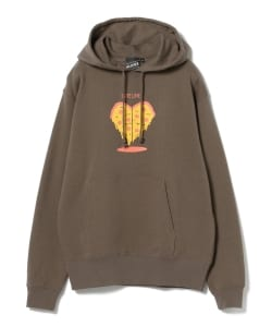 【アウトレット】BEAMS T / Shadow Graphic Hoodie