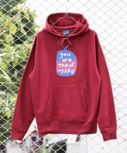 【アウトレット】BEAMS T / Apple Hoodie