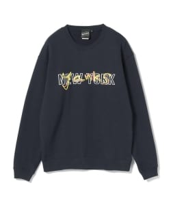 【SPECIAL PRICE】BEAMS T / NY YANKS Crewneck Sweatshirt