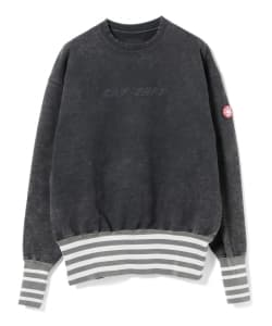 C.E / Wide Rib Heavy Crewneck Sweatshirt