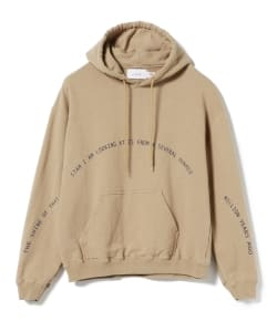 Laugh&be... / MOON Sweat Hoodie