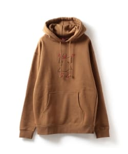 HELLRAZOR × BEAMS T / Ghost Pull Over Hoodie