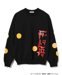 F-LAGSTUF-F × DRAGON BALL / Shenron Sweatshirt