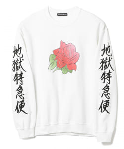 F-LAGSTUF-F / -Delivery Hells- 地獄特急便 Crew Neck Sweat 19AW