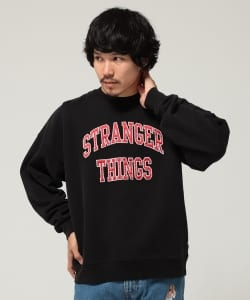 LEVI'S(R) × Stranger Things / STRANGER THINGS CREWNECK
