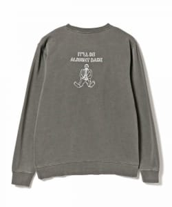 HOLE AND HOLLAND / BABE CREWNECK SWEAT