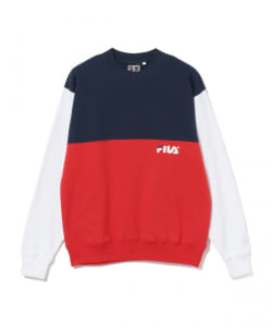FILA × NAIJEL GRAPH / CREWNECK SWEAT