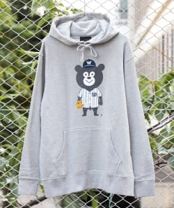 【SPECIAL PRICE】BEAMS T / baseball bear Hoody