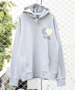【SPECIAL PRICE】BEAMS T / Heart & Earth Sweat Hoody